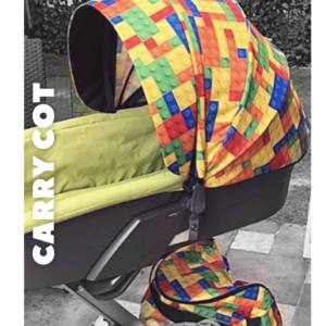 For carry cot